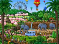 「動物園に行こう」(仮)  29年度あ~と展テーマ